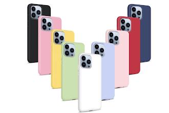 Cercate una cover per il vostro nuovo iPhone? Prendetene 9 al prezzo di UNA!