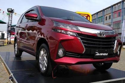 Promo Toyota Akhir Tahun Diskon Avanza 25 Juta