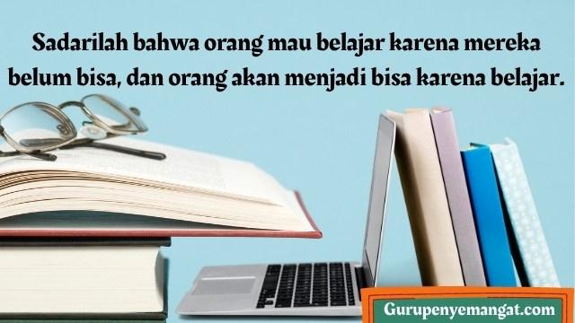 Kata-kata Mutiara Motivasi Belajar Online