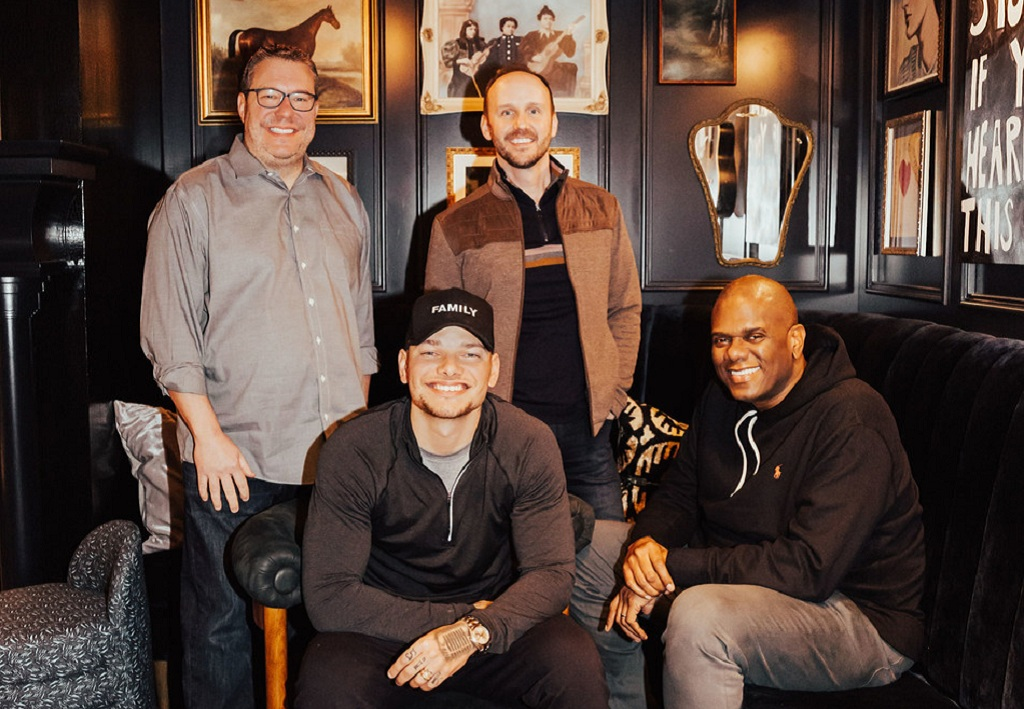 Sony Music Publishing Signs Kane Brown