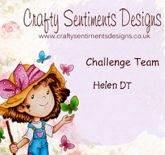 Crafty Sentiments Designs DT Member