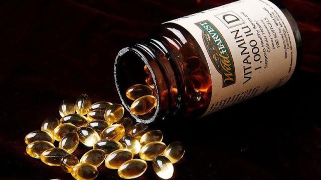 Un hombre sufre insuficiencia renal crónica por tomar demasiada vitamina D