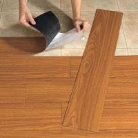 cara pemasangan lantai vinyl