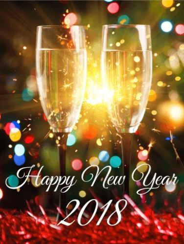 Happy New Year 2018 Quotes, Wishes, Greetings, Messages And SMS For  Facebook, Whatsapp U0026 Pinterest