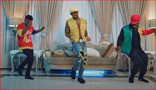 Video  Wasafi Feat Diamond Platnumz, Rayvanny, Mbosso, Lava Lava, Queen Darleen & Zuchu - Quarantine