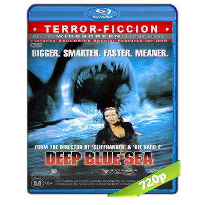 Alerta En Lo Profundo (1999) BRRip 720p Audio Trial Latino-Castellano-Ingles 5.1