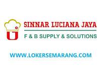 Lowongan Kerja Semarang Bulan Juni 2021 di Sinnar Luciana Jaya