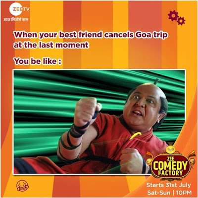Zee Comedy Factory Contestant, Judge, Cast, Reelase date, Poster, Trailer, and All Episodes