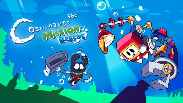 Cosmonaute 360 : Mission Rescue