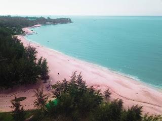 Pantai Rambak, PangkalPinang