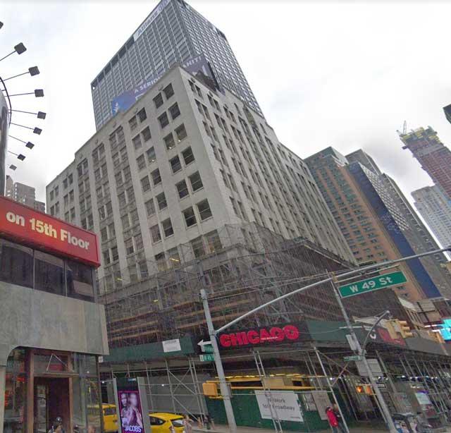 Broadway at 49th Street, NYC, randommusings.filminspector.com