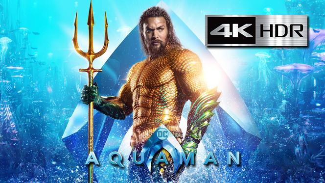 Aquaman (2018) 4K UHD [HDR] Latino-Castellano-Ingles