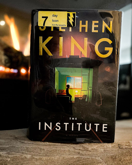 The Institute - Book Review - Incredible Opinions