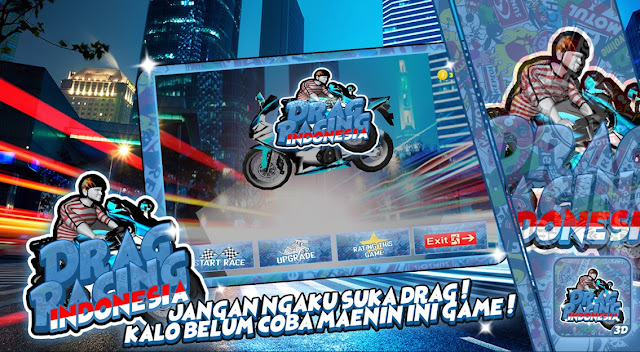 Indonesia Drag Racing 2018 – Bike Extreme Drag 3D