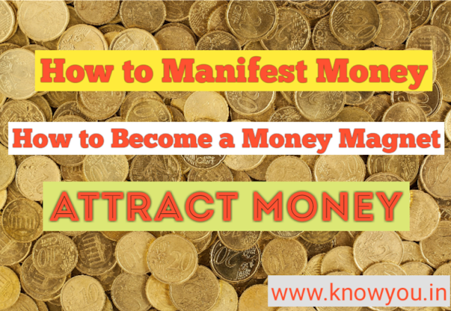 How to Become a Money Magnet, How to Manifest Money, The Law of Attraction for the Money 2021.