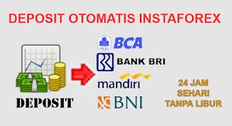Cara Deposit di Broker instaforex otomatis