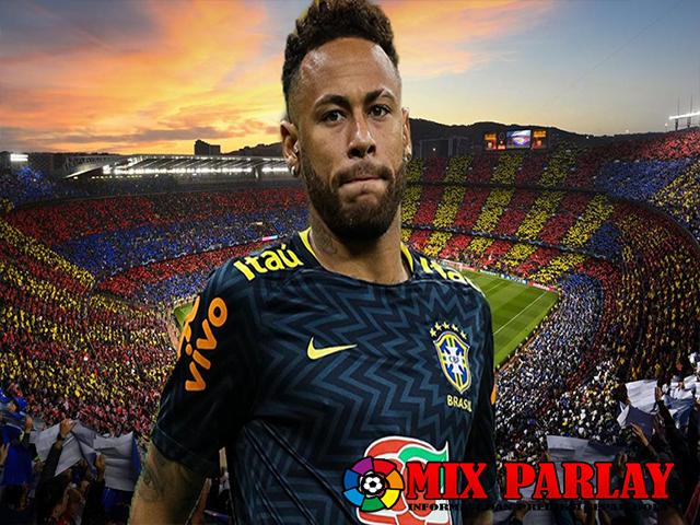 Neymar Ingin Kermbali Ke Barcelona, Kata Wakil Presiden Klub Barcelona