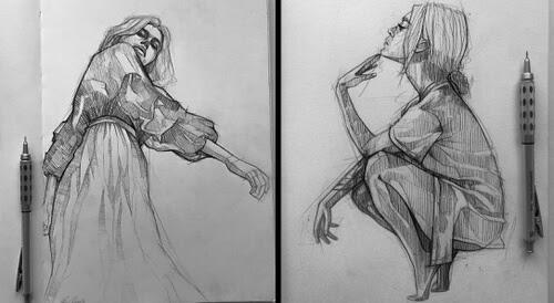 00-Pencil-Drawings-Ani-Cinski-www-designstack-co
