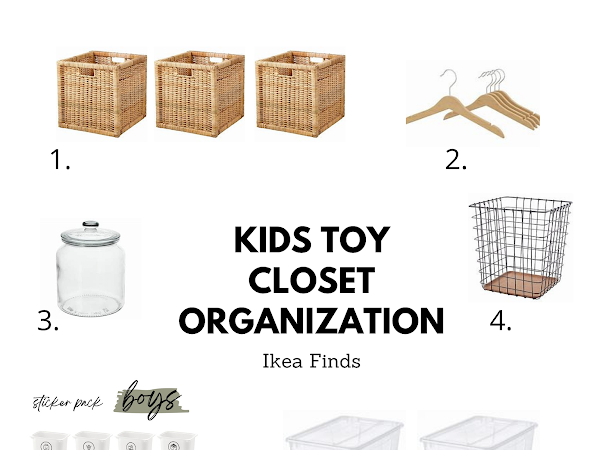 CLOSET ORGANIZATION FOR THE FAMILY ROOM