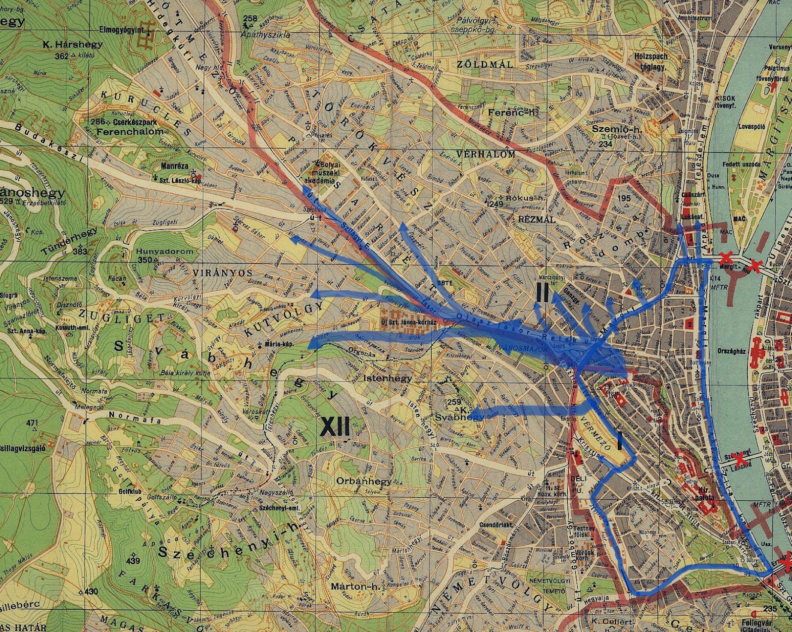 budapest ostroma térkép Budapest, capital of Hungary   New map suggesion   Passed to  budapest ostroma térkép