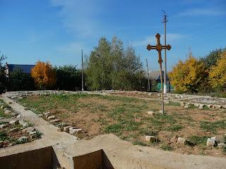 Костянтинівка. Будівництво церкви св. пророка Іллі
