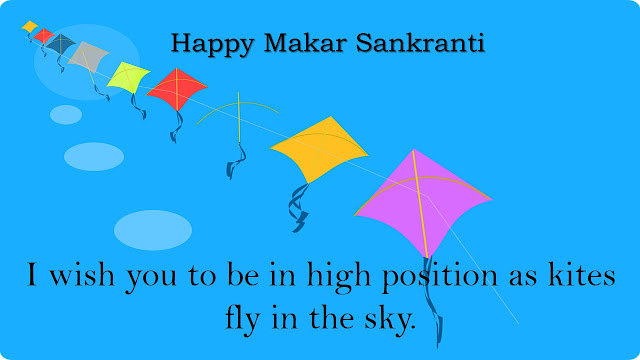 Sankranti Wishes Images in English