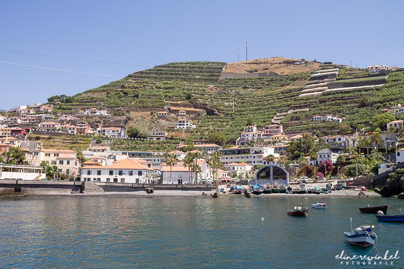 Travel tips Madeira, Câmara de Lobos