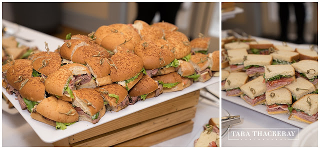 Food, sandwhiches, simply thyme catering