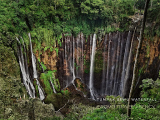 Pakej Percutian Bromo Tumpak Sewu Waterfall Tour 3 Day 2 Night