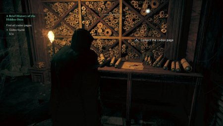 Assassin's Creed: Valhalla - how to get into the Bureau of Londinium