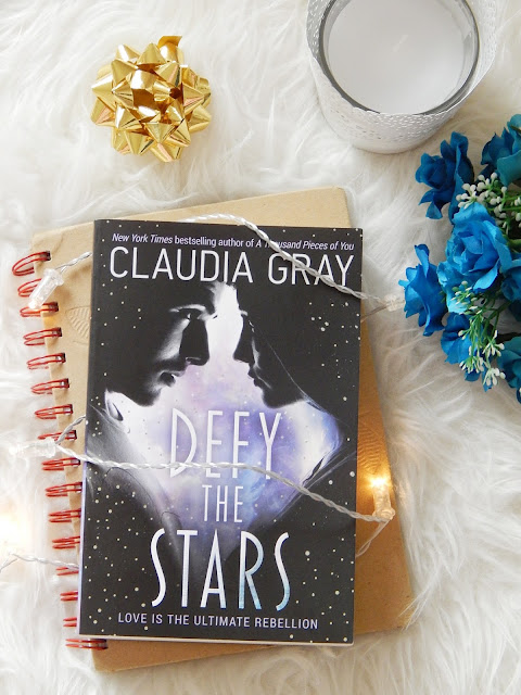 Defy The Stars Book Review | sprinkledpages