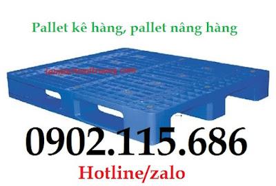Pallet nhựa 1 mặt, pallet nhựa đặc, pallet nhựa nguyên khối, pallet nhựa 1 mặt đặc nguyên khối,