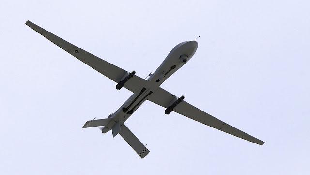 EE.UU. habría realizado un ataque aéreo en Siria con un 'misil ninja' equipado con 6 cuchillas