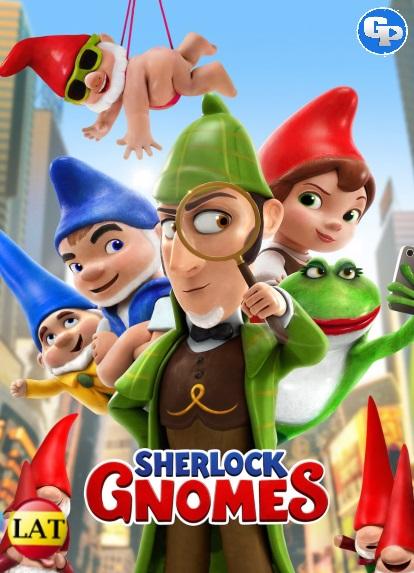 Sherlock Gnomes (2018) LATINO