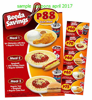 Jollibee coupons april 2017