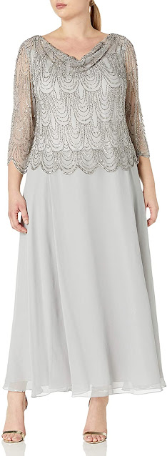 Best Plus Size Mother of The Bride Dresses