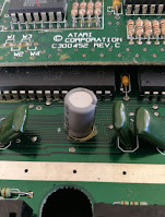 One of the other bad capacitors