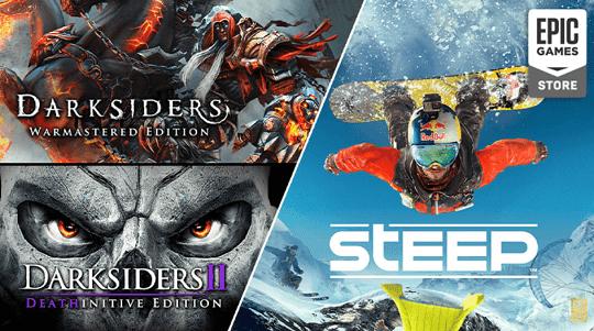Epic Games Store con más juegos gratis para el 2020!