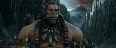 Cena do filme Warcraft - O Primeiro Encontro de Dois Mundo (Divulgação: Universal TV)