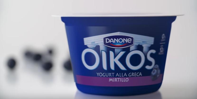 Canzone Pubblicità Danone Oikos - spot Novembre 2016
