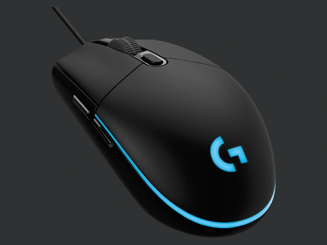 Mouse Logitech G103