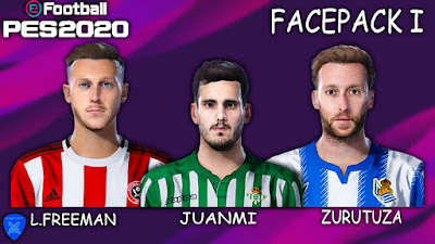 PES 2020 Facepack V1 by AMFST