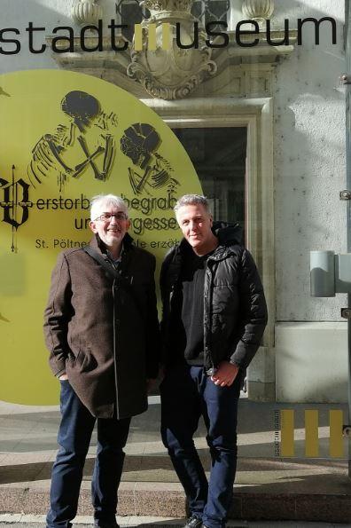 Radioreise Podcast in Sankt Pölten
