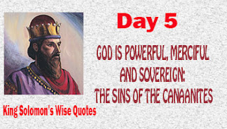Divinity, Merciful and Powerful nature of God