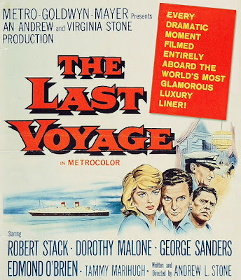 The Last Voyage Poster