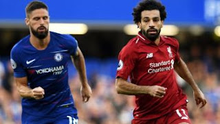 Chelsea vs Liverpool 1-1 Video Gol & Full Highlights