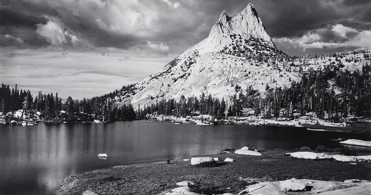 Fotografi Landscape  gunung salju dan taman nasional Amerika Serikat