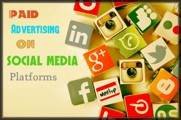 Paid Advertising Options on Social Networking Sites-Advertise Market Content-600x400
