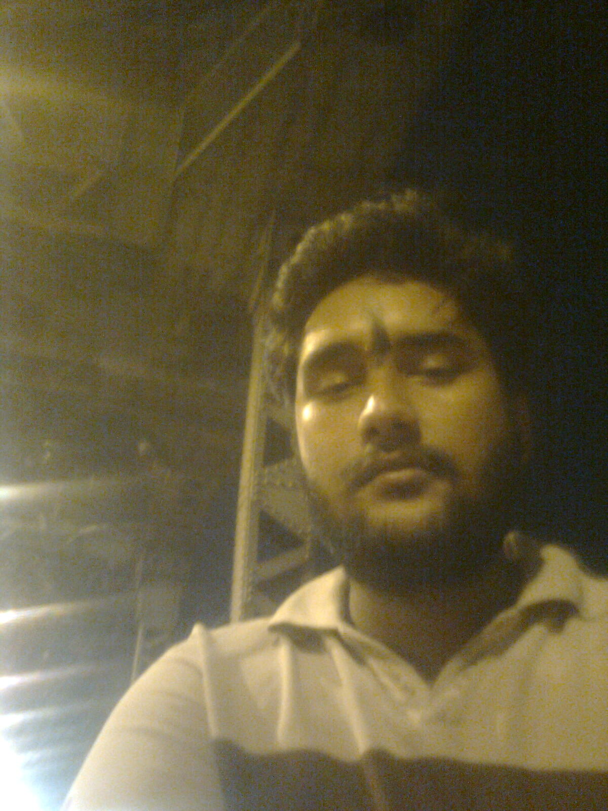 Selfie on Howrah Bridge