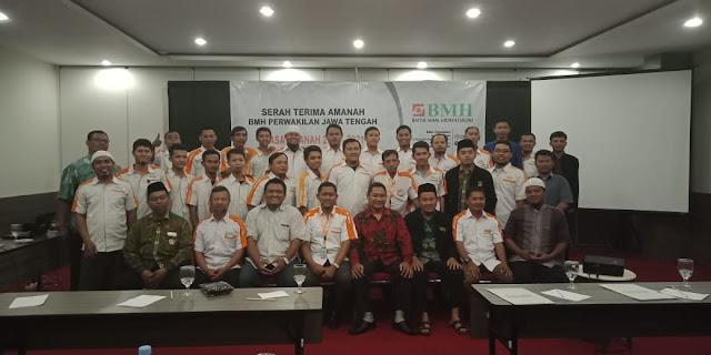 Gelar Raker, BMH Jateng Fokus Pada Penguatan Pemberdayaan Berbasis SGDs